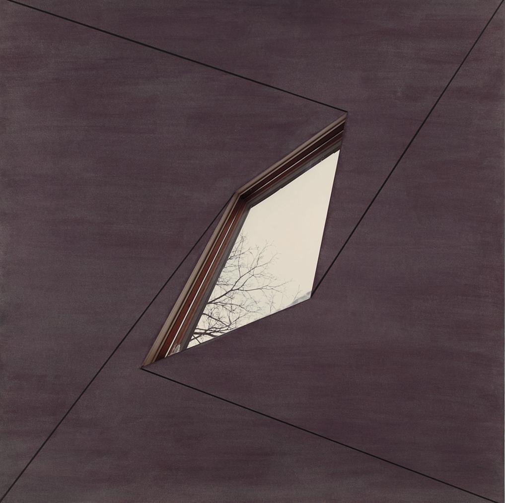 Jan Dibbets-Wayzata Window-1990