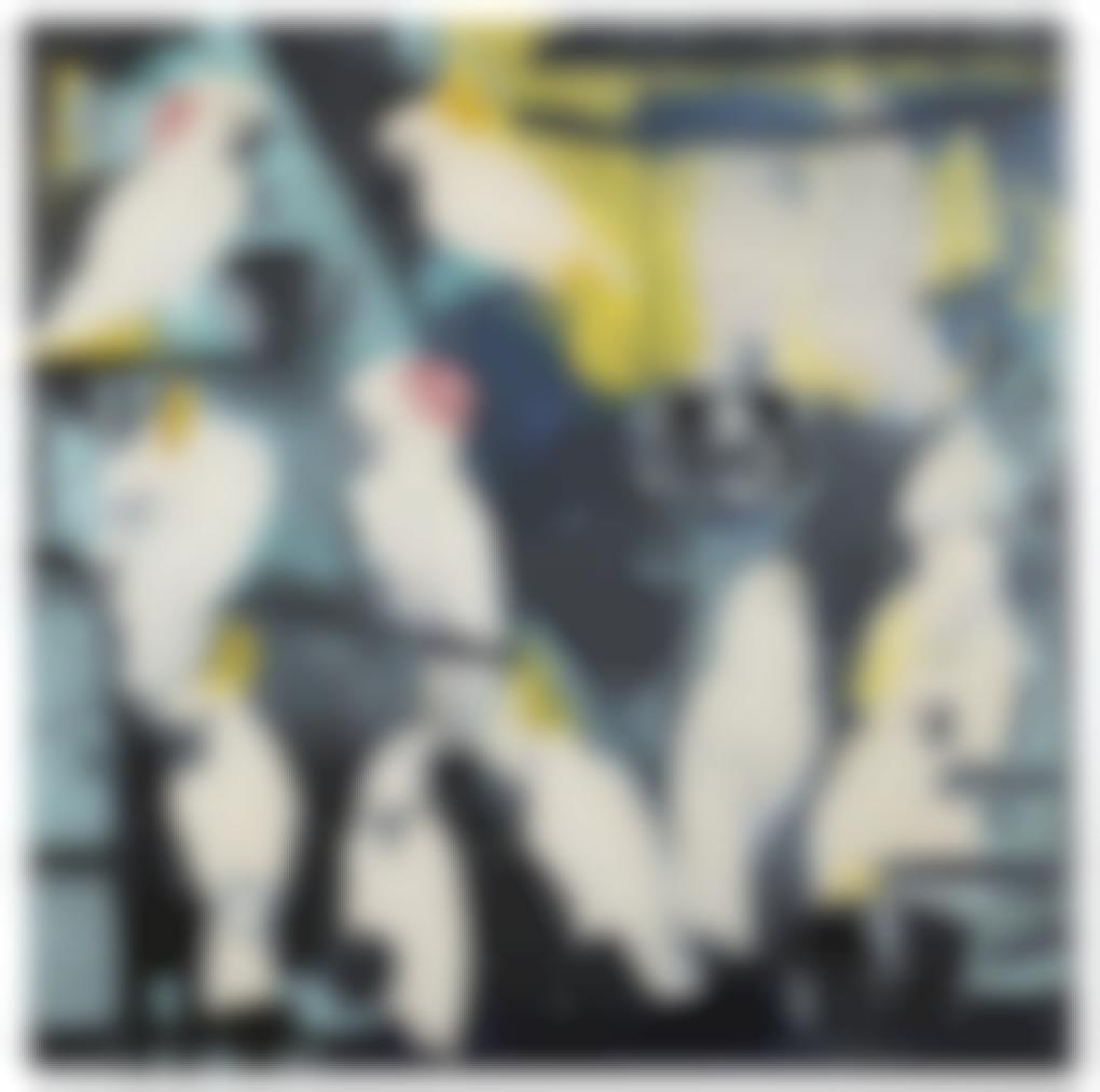 Hunt Slonem-60-1988