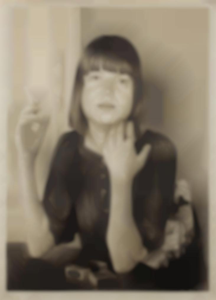 Almut Heise-Rothaarige (Sarah K.) (Redhead (Sarah K.))-1978