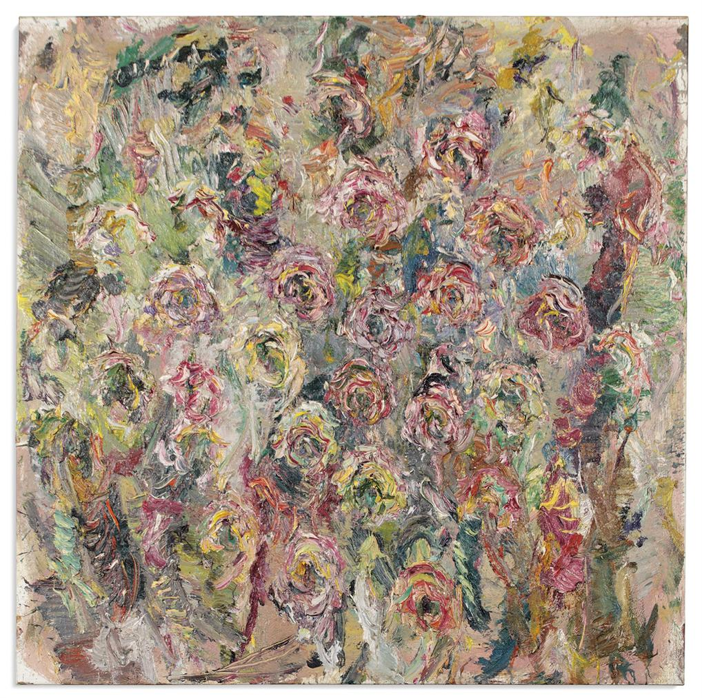 Marc Mulders-Gemengde Tuinrozen V (Mixed Garden Roses V)-1998