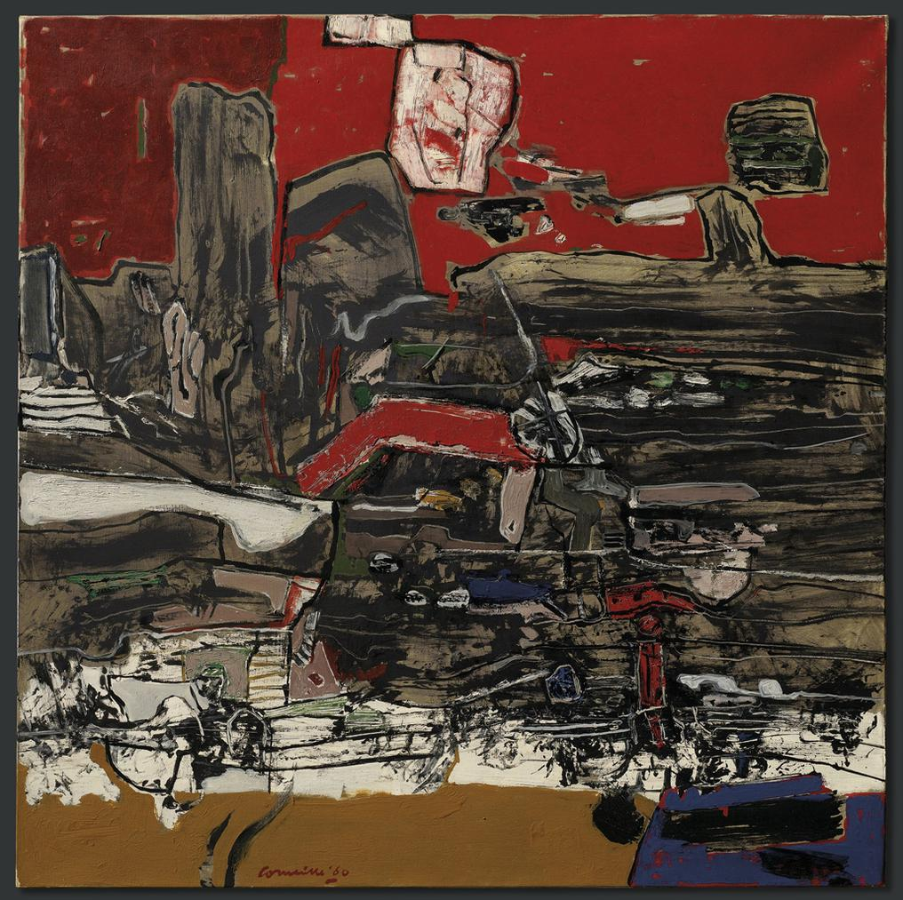 Corneille-Hoggar (From The Series Les Deserts (The Deserts))-1960