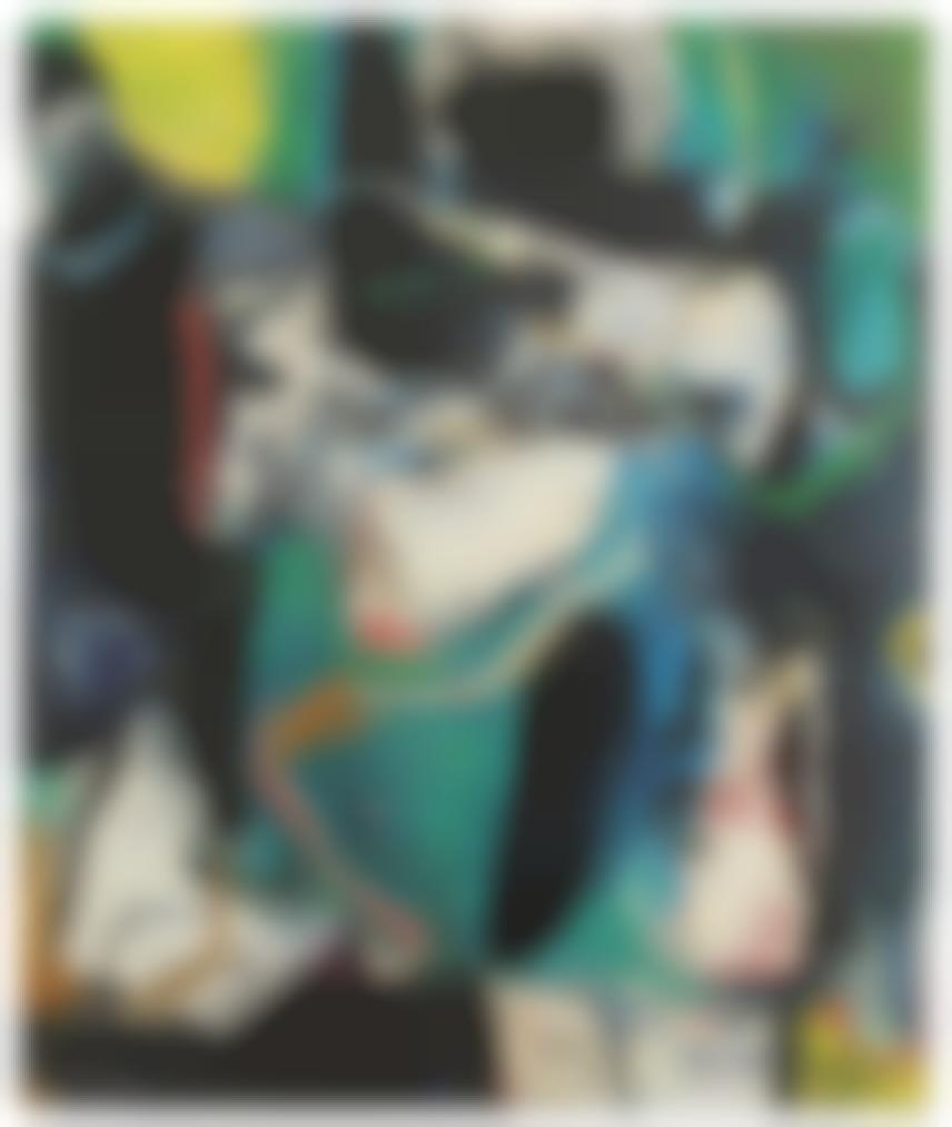 Kees van Bohemen-Untitled (Racing)-1966