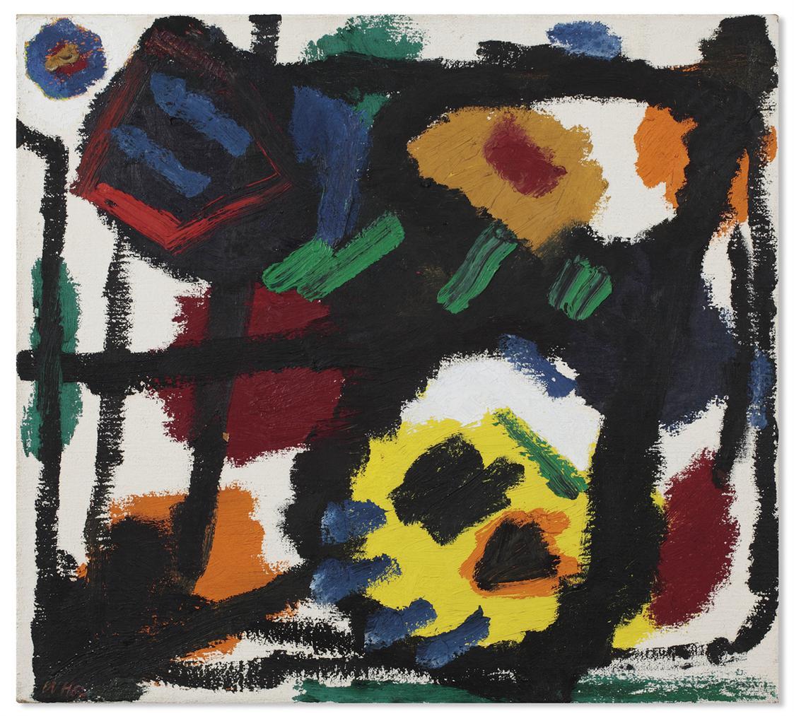Willem Hussem-Untitled-1962