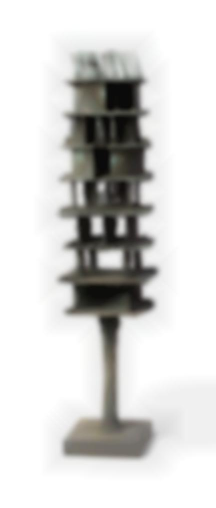 Shinkichi Tajiri-Toren Van Babel (Tower Of Babel)-1963