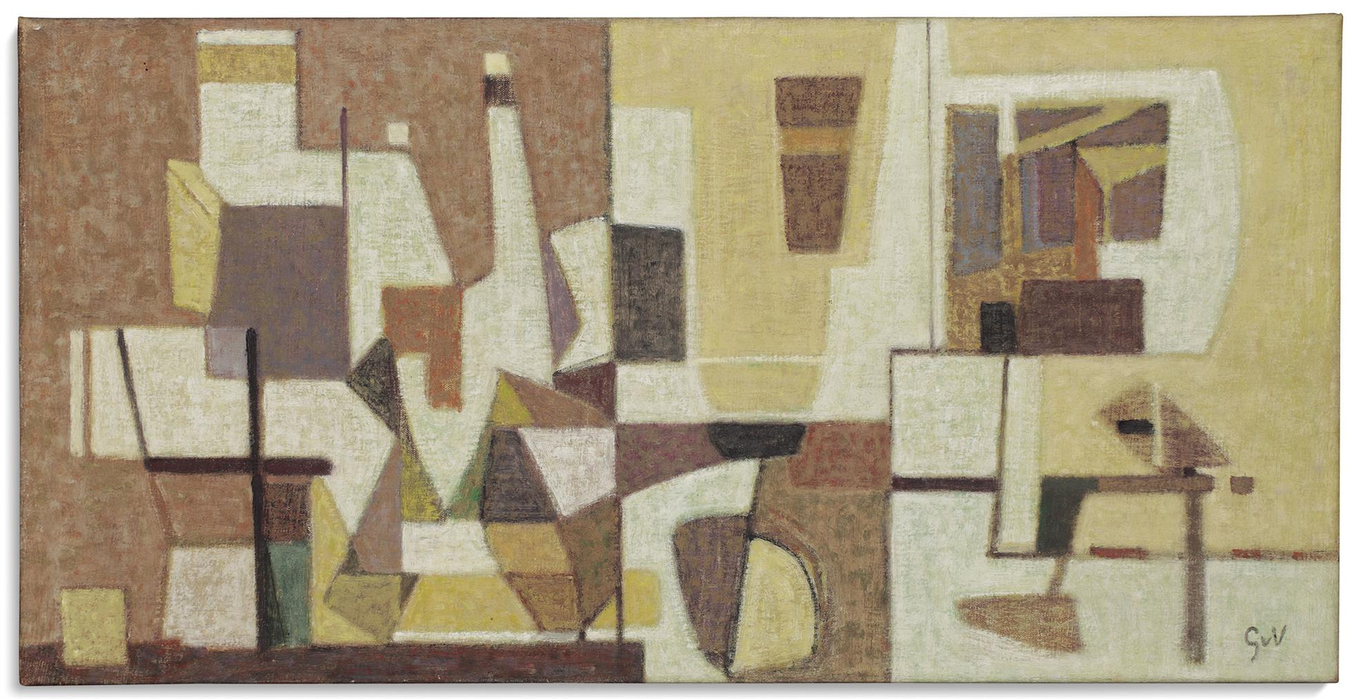 Geer Van Velde-Untitled-1953