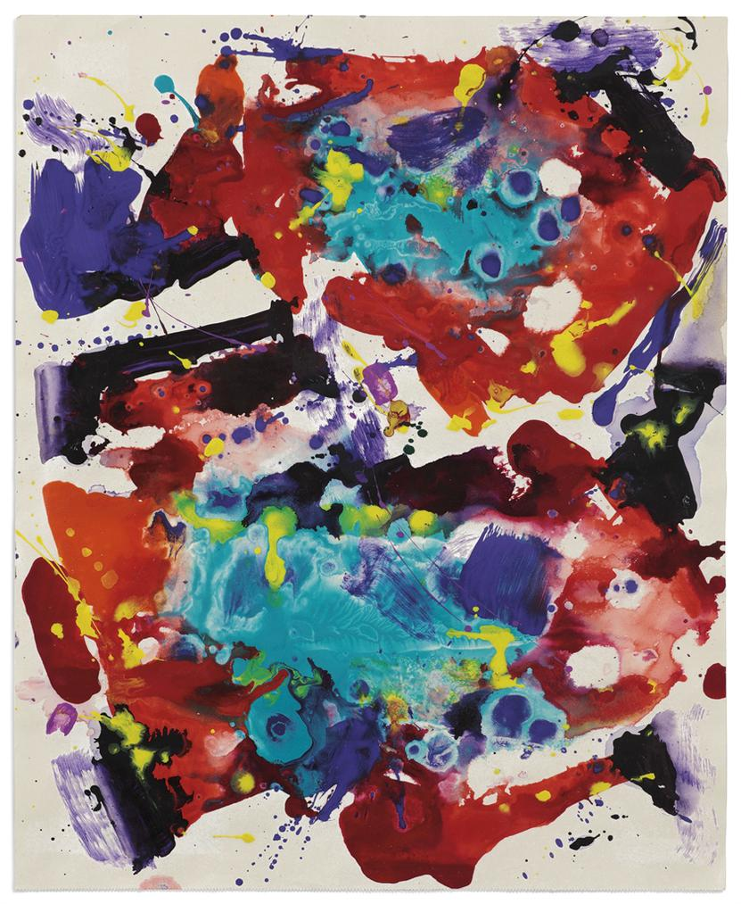 Sam Francis-Untitled-1982