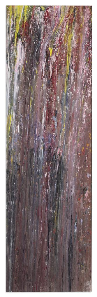 Larry Poons-Realing Round Ivory-1975