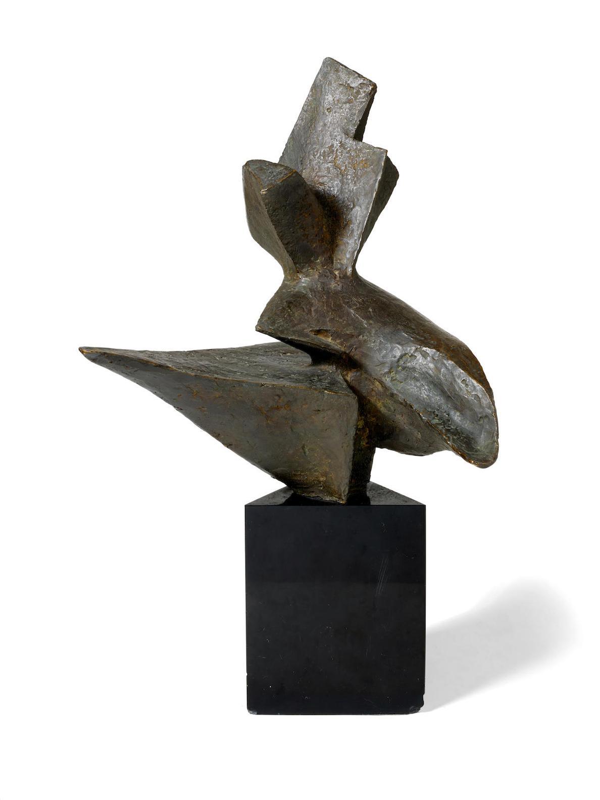 Alicia Penalba - Petit Oiseau-Sirene-1958
