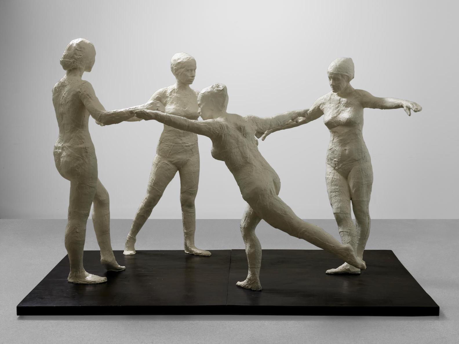 George Segal-The Dancers-1982