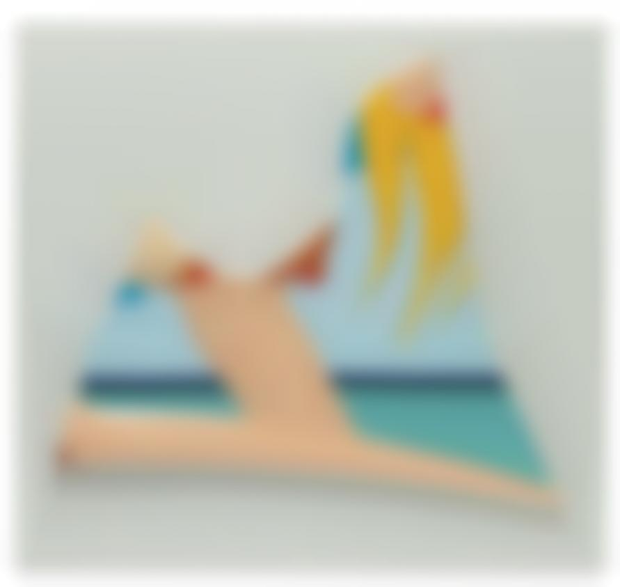 Tom Wesselmann-Seascape-1984