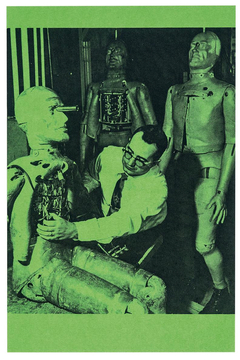 Eduardo Paolozzi-General Dynamic F.U.N., Volume II Of The Moon Strips Empire News (50)-1972
