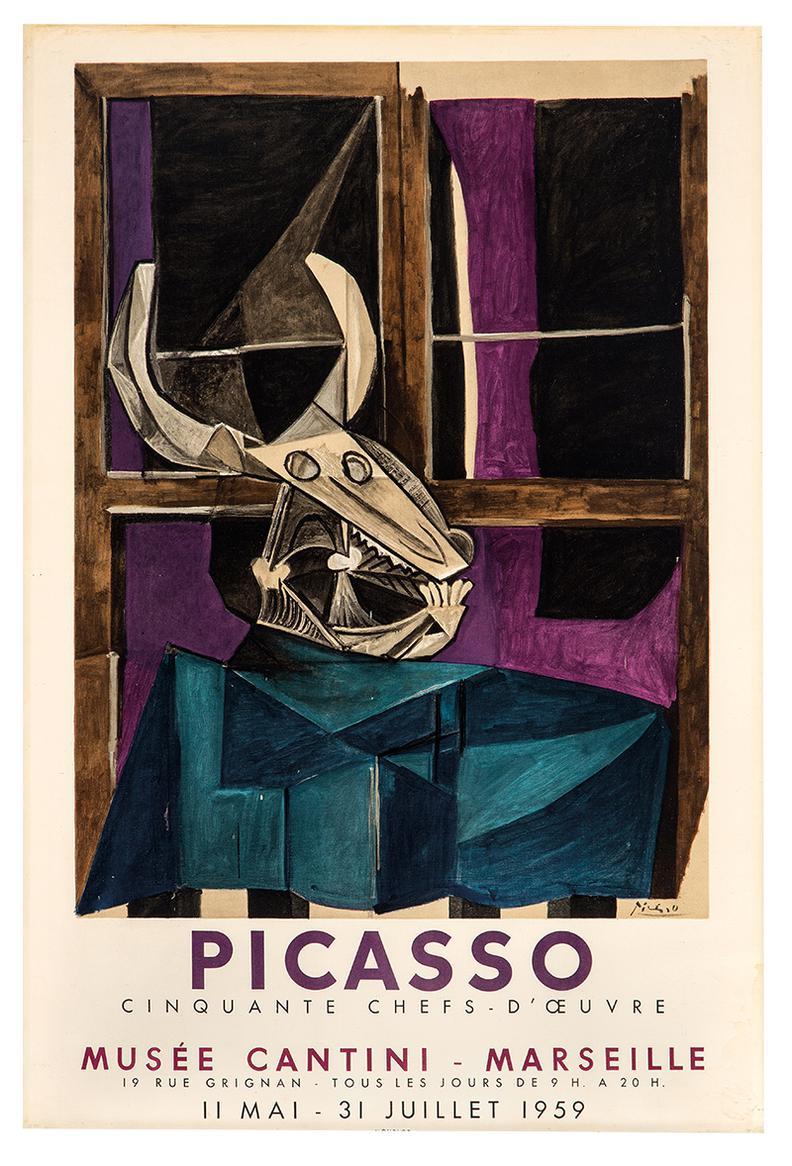 Pablo Picasso-50 Masterpieces-1959