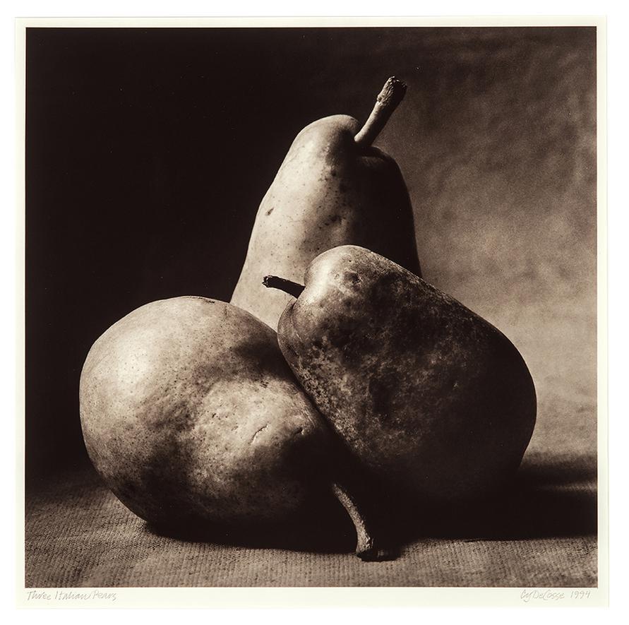 Cy Decosse - Three Italian Pears-1994
