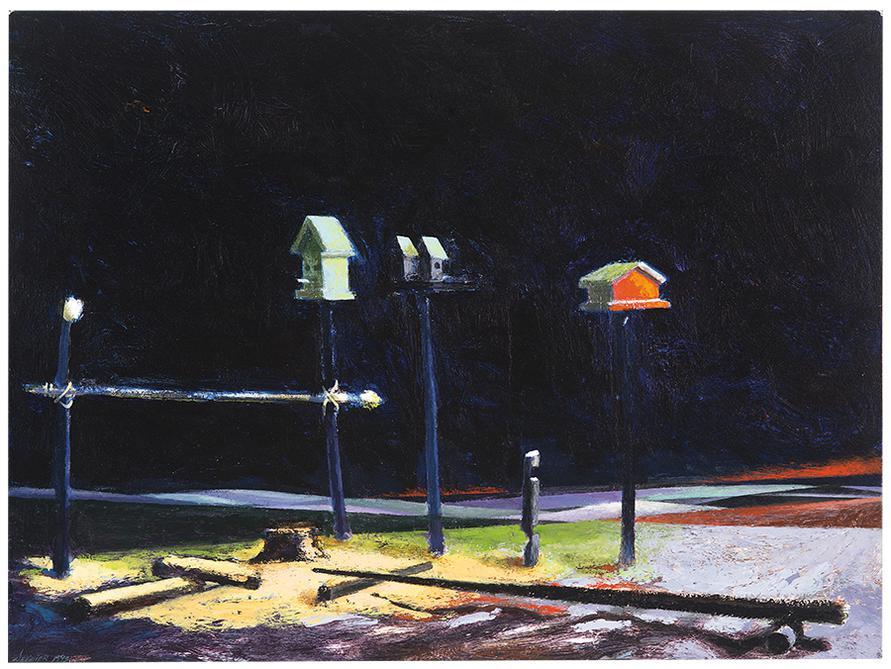 David De Villier - Closed For Winter-1993