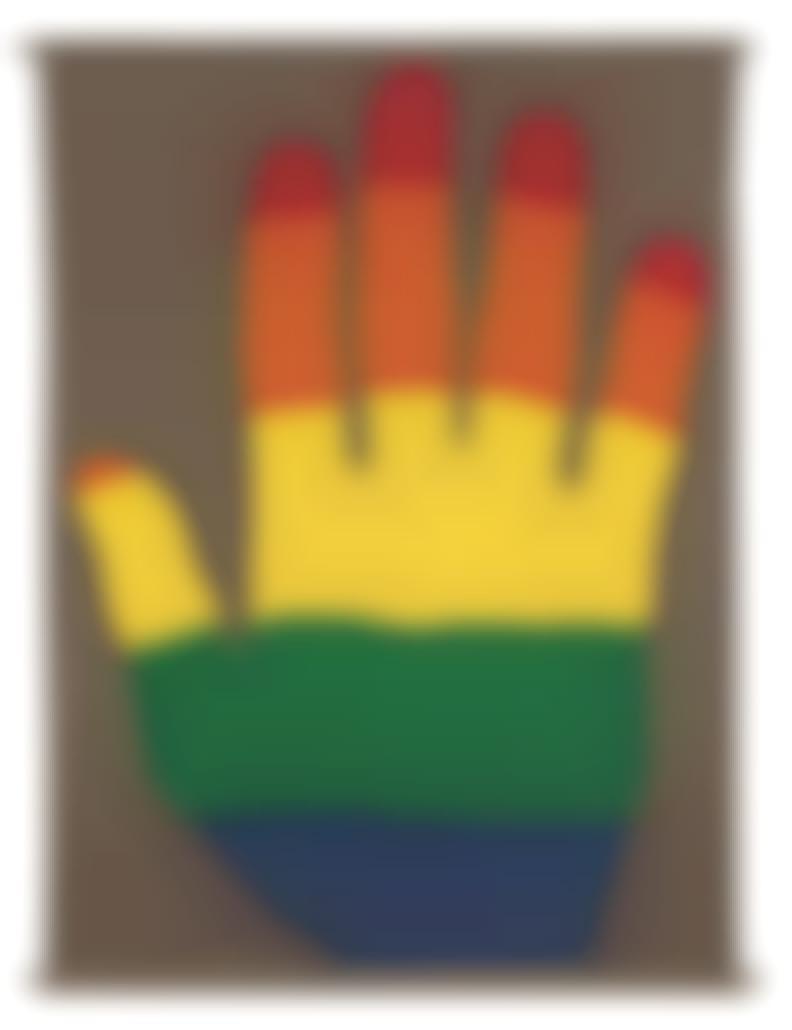 Jim Dine-Hand-1966