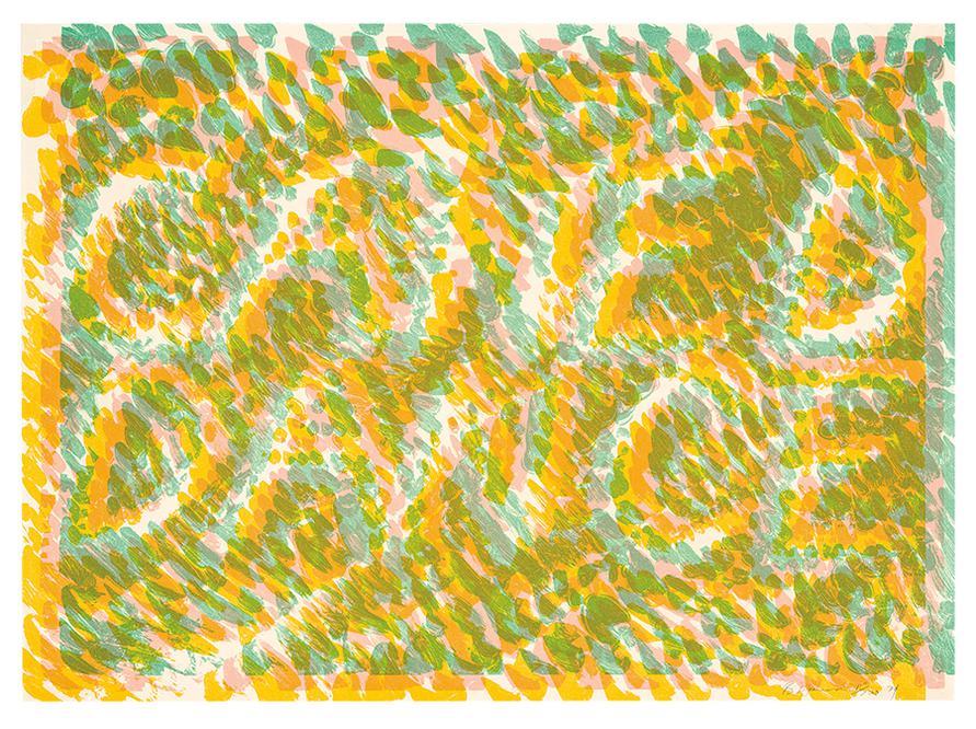 Bruce Nauman-Caned Dance (From Merce Cunningham)-1974