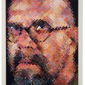 Chuck Close-Self Portrait-2000