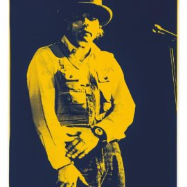 Joseph Beuys-Yellow-1977