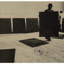 Joseph Beuys-Installation-1977