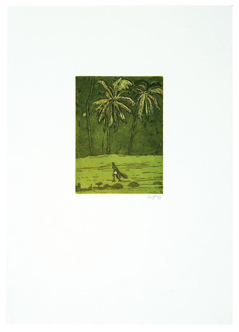 Peter Doig-Black Palms-2004