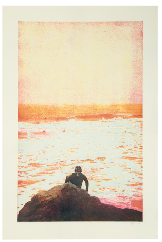 Peter Doig-Surfer (From 100 Years Ago)-2001