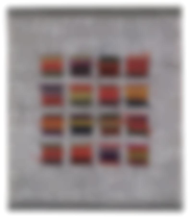 Morgan Clifford - Colored Squares-2009