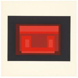 Josef Albers-Ten Variants-1967