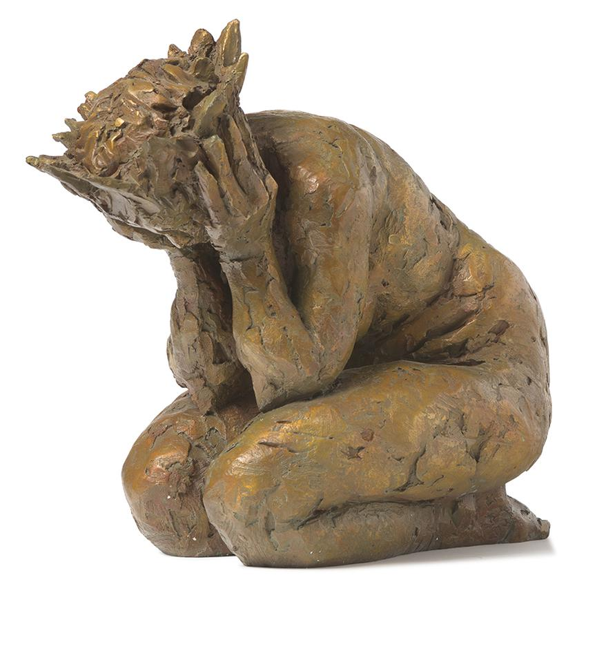 Mireille Lemarchand - Liberty Crying-2001