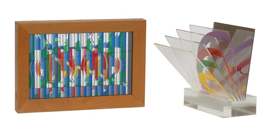 Yaacov Agam-Group (3)-1982