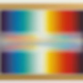 Yaacov Agam-Colour Composition