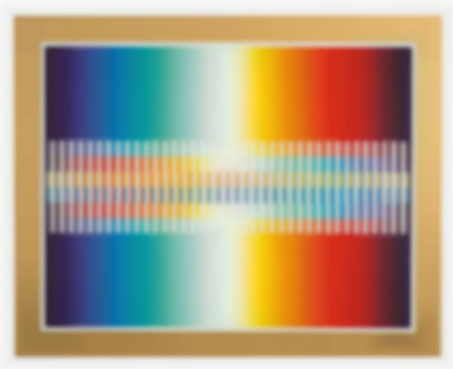 Yaacov Agam-Colour Composition-