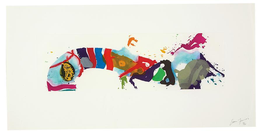 Sam Francis-Untitled-1994
