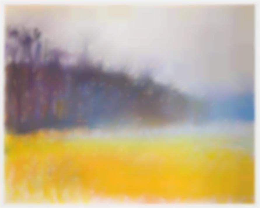 Wolf Kahn-Landscape-