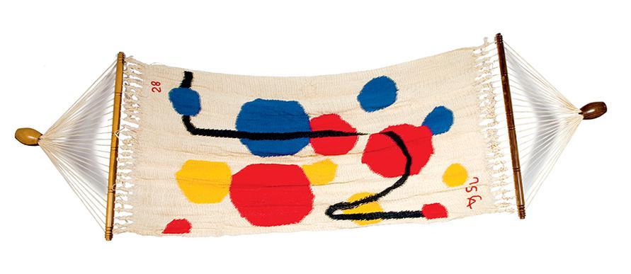 Alexander Calder-After Alexander Calder - Hammock-1975