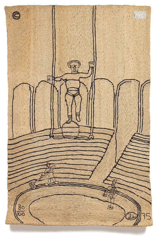 Alexander Calder-After Alexander Calder - Circus-1975