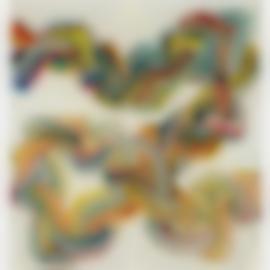 Bernard Frize-Yucca-1999