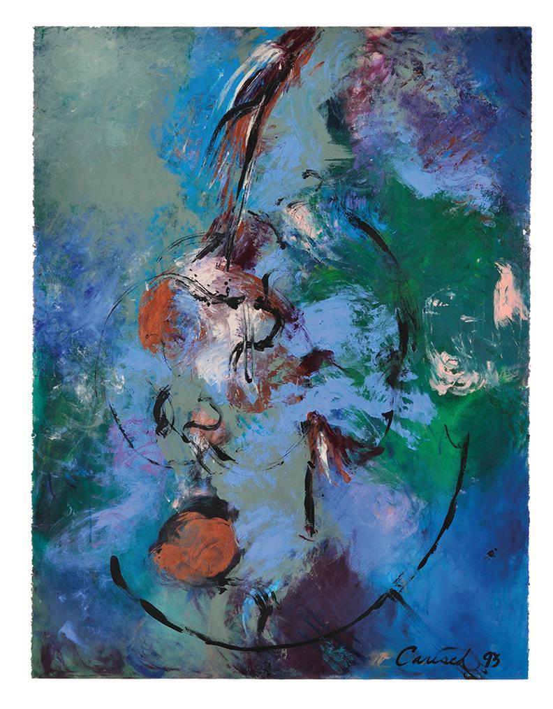 Heather Carisch - The Cello-1993