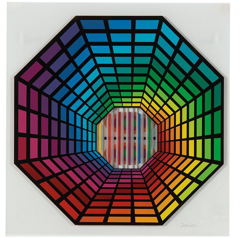 Leonard Janklow - Octagonal Abysmal-1977