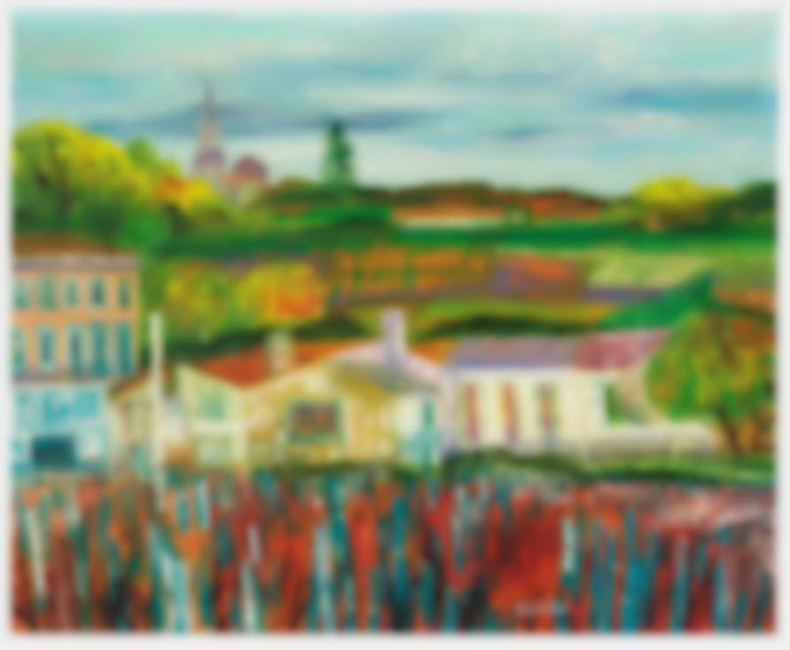Jean Pierre Pophillat - Vendages A Saint Emilion, France-1989