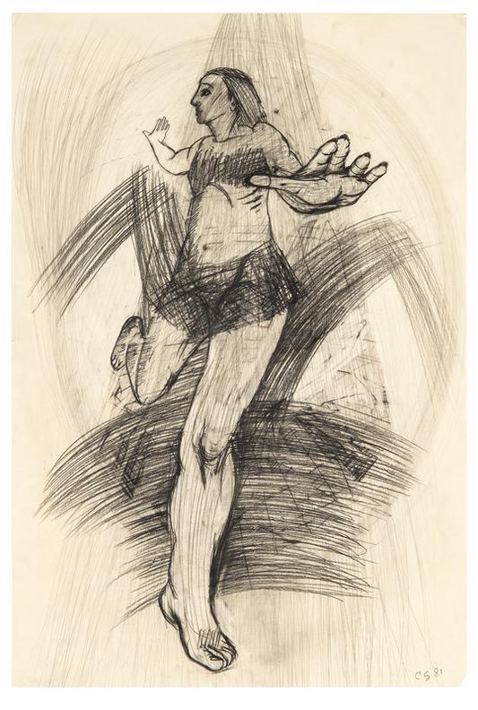 Charles Garabedian - Untitled-1981