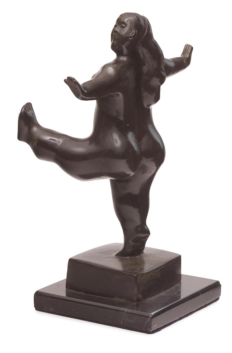 Fernando Botero Attributed - Bailarina-1988