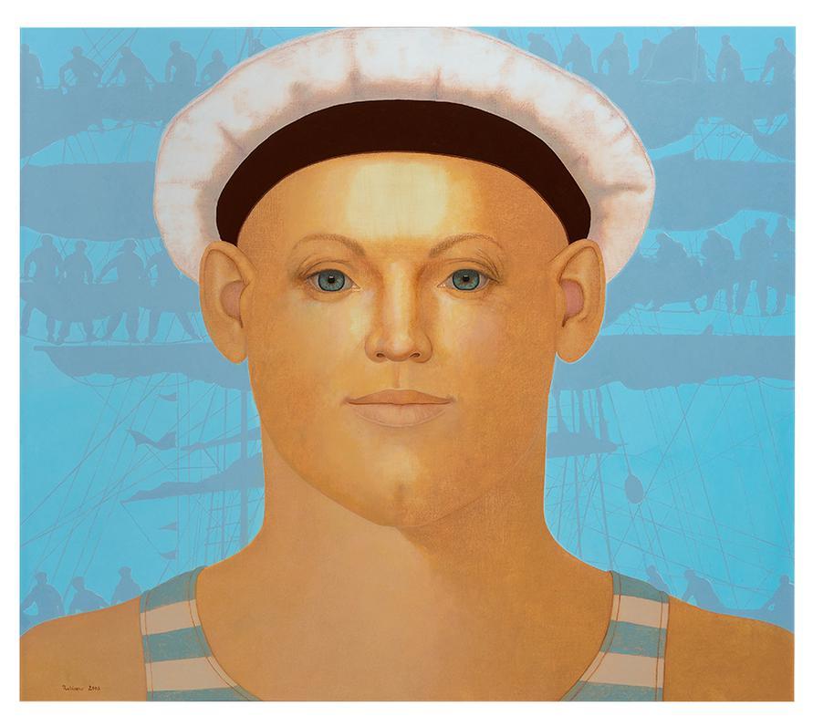 Heinz Rabbow-Sailor-2005