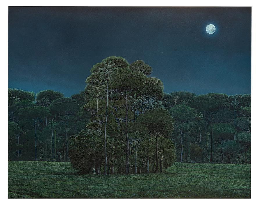 Ruben Berland - Mogote Bajo Luz De Luna Llena-1999