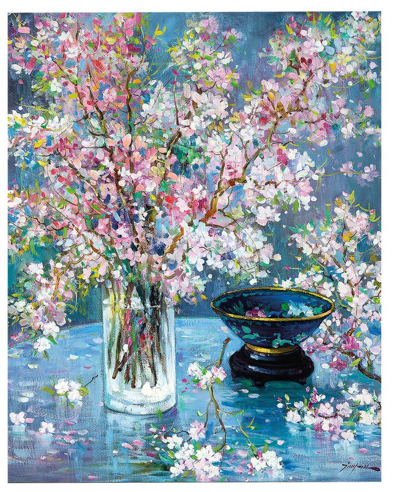 Tinyan Chan - Pretty In Pink-