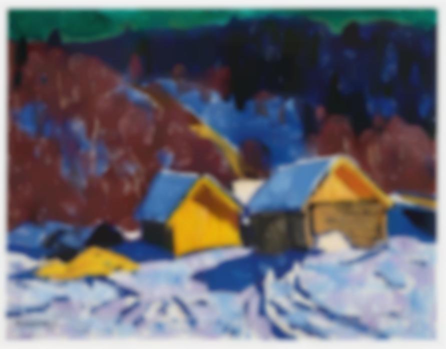 Yuri Matushevski - A Winters Day-1961