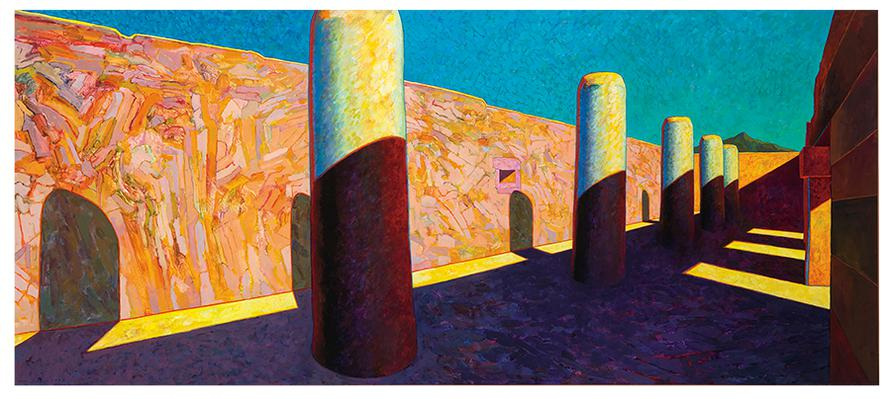 Bill Kohn - Survivors/Patio Of The Columns, Mitla-1993