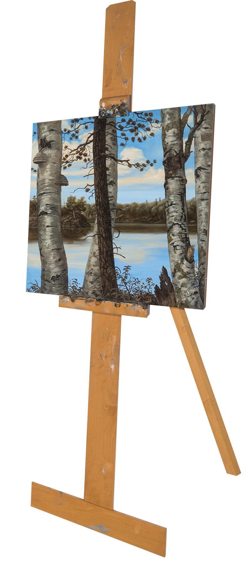 Ken Moylan - Studio Landscape-1994