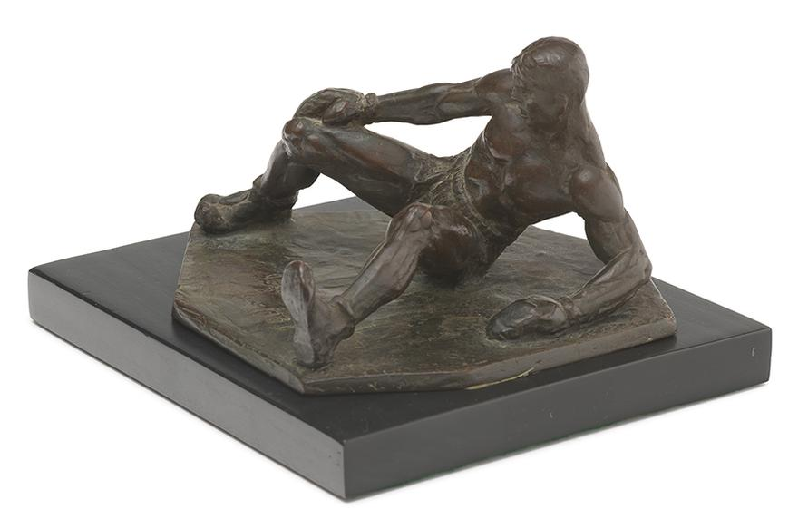 Joe Brown - Untitled (Boxer)-1937