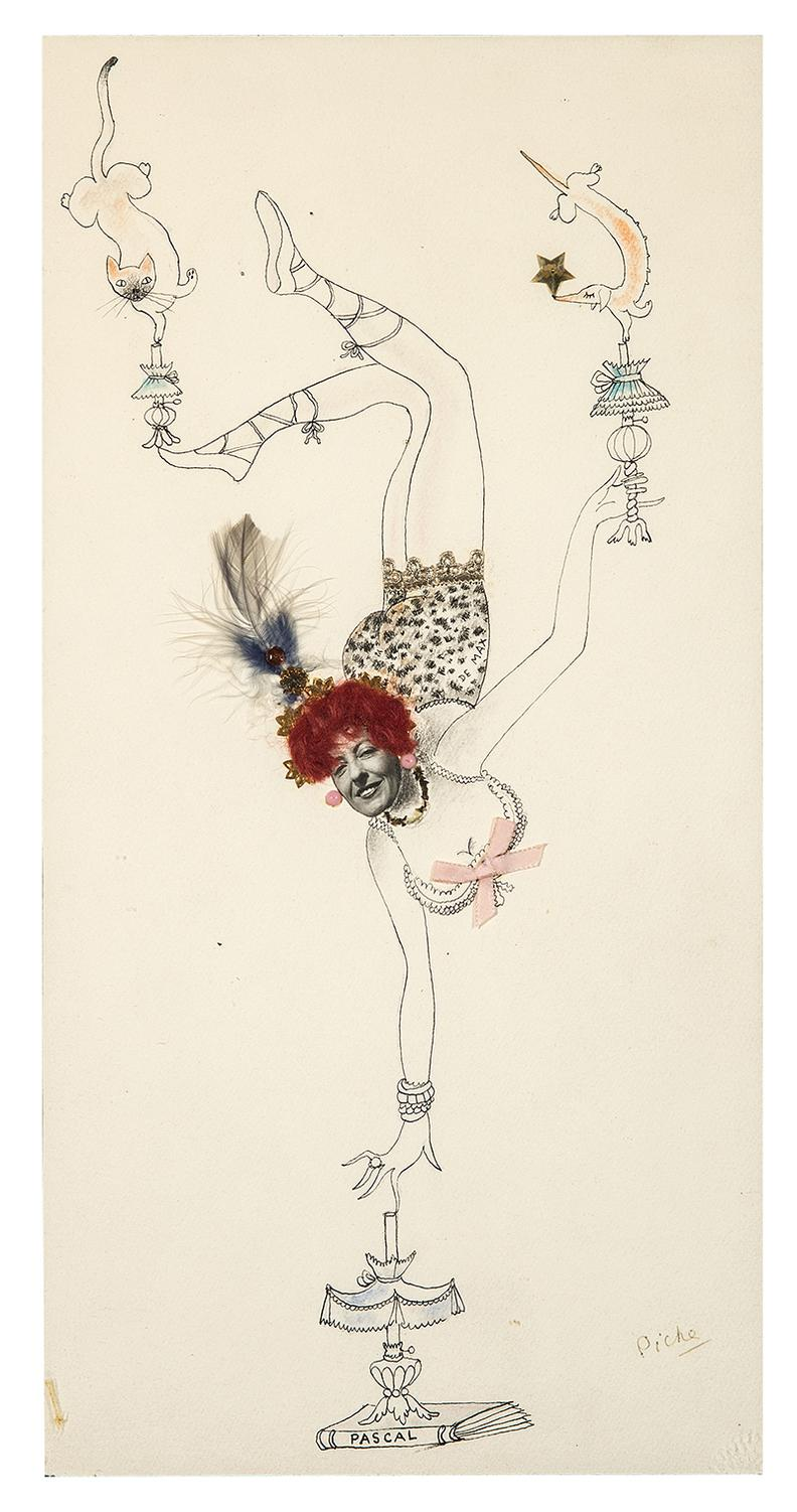 Piche - Lequilibriste-1940