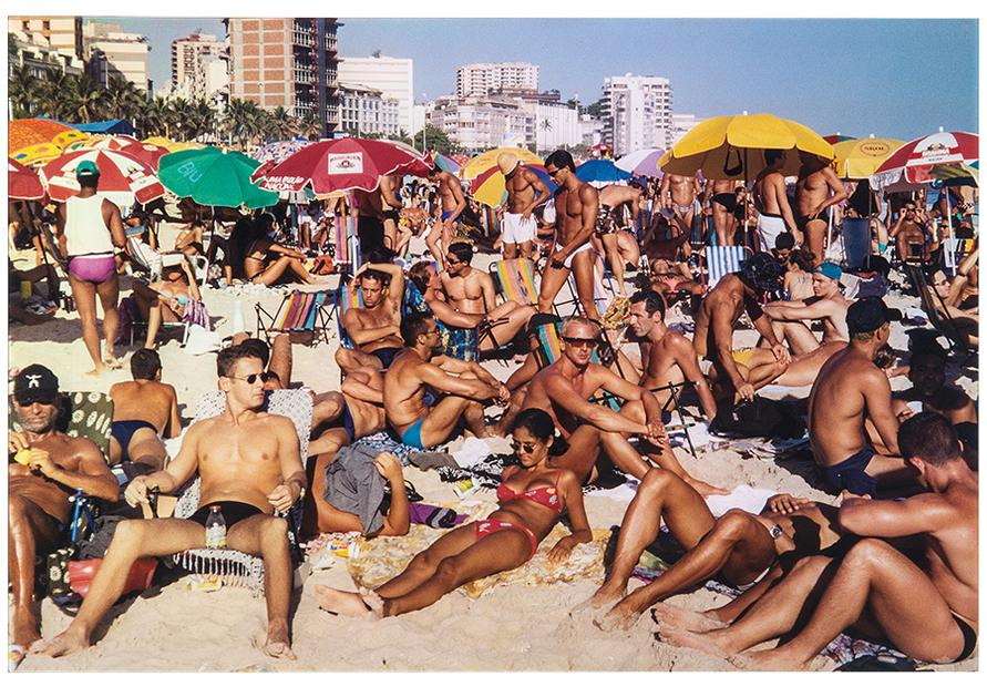 Mario Testino-Ipanema Beach-1998